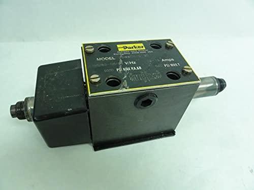 Parker D3W8CNYC Sales Directional Control 5000PSI Valve 13GPM safety