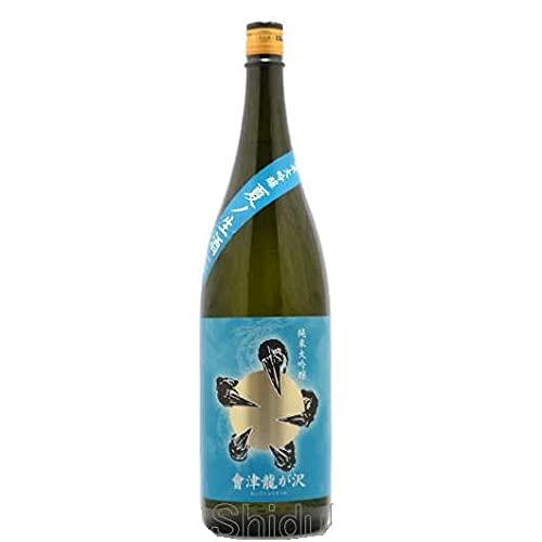 會津龍が沢 純米大吟醸 夏ノ生酒 1800ml
