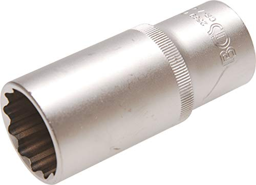 BGS 2539   Steckschlüssel-Einsatz für Diesel-Einspritzdüsen   12,5 mm (1/2