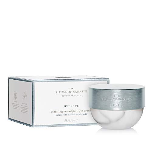 RITUALS The Ritual of Namasté Feuchtigkeitsspendende Nachtcreme, Hydrating Kollektion, 50 ml