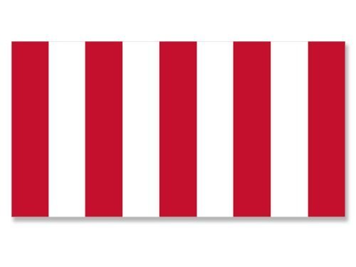 GHaynes Distributing Vertical Sons of Liberty Historic Flag Sticker Decal ic 3 x 6 inch