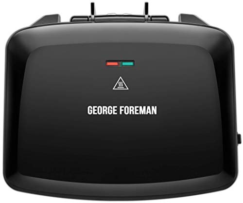 George Foreman Medium Removable Plates Grill 24330