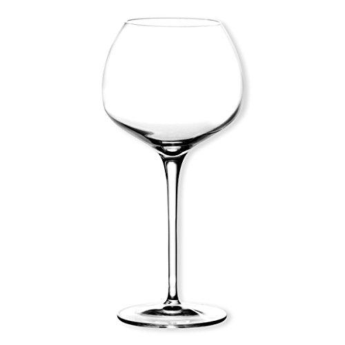Bormioli Luigi Vinoteque super vino occhiali oz/600ml–Confezione da 6| bicchieri di vino rosso, Vinoteque calici da vino, bicchieri da degustazione vino, calici da degustazione, hyx Crystal Wine