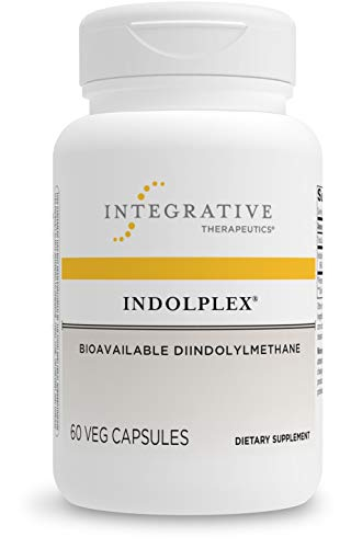 Integrative Therapeutics Indolplex - Bioavailable DIM Supplement -...