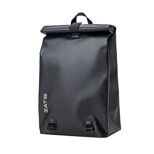 [モリト] ZAT ドライバッグ バックパックタイプ ブラック G330-2350