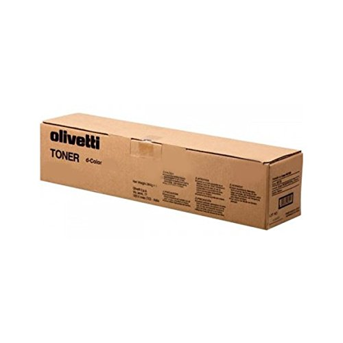 Olivetti B0958 cartucho de tóner Original Negro 1 pieza(s) - Tóner para impresoras láser (9000 páginas, Negro, 1 pieza(s))