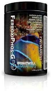 Brightwell Aquatics Ferroxiphos - G Granular Ferric Oxide For Phosphate Control 600 gram by Brightwell Aquatics