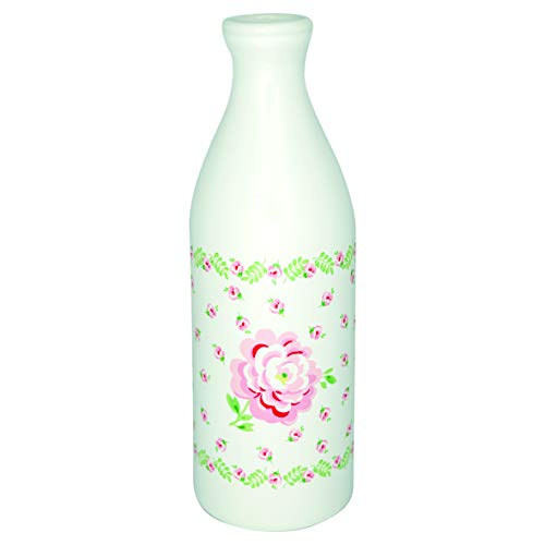 Greengate STWBOTLLP0106 Lily Dolomit Trinkflasche petit white 27 cm ( 1 Stück )