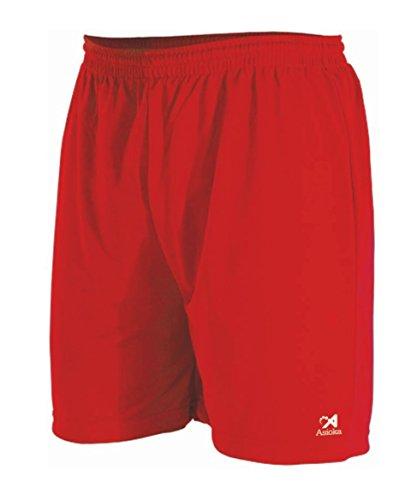 Asioka 230/16 Pantalón Corto Deportivo, Unisex Adulto, Rojo, M