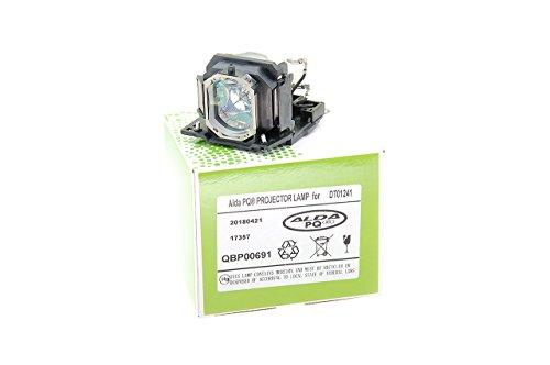 Alda PQ-Premium, Lámpara de proyector para HITACHI CP-RX94 Proyectores, lámpara con Carcasa