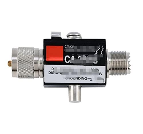 KONGKONG RiREN Protector di Arrester Lightning Compatibile con Stazione relè walkie- Talkie CA- 35RS CA- 23RP PL259 SO239 Ripetitore di interfono interfono (Color : CA-35RS)