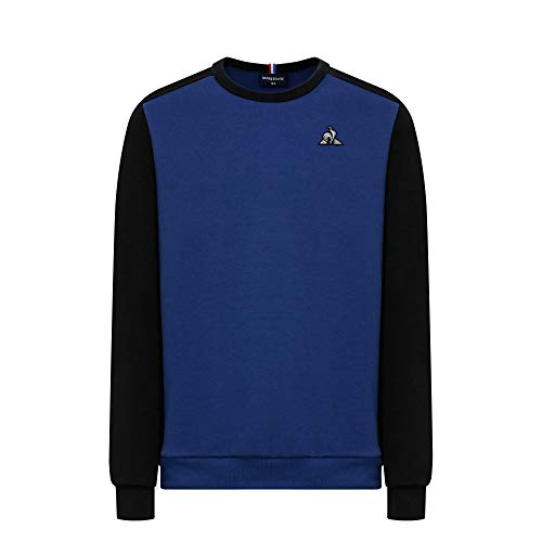 Le Coq Sportif Tech Crew Sweat N°3 Sudadera, Niños, Working Blue, 8A
