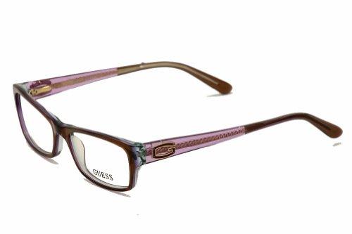 GUESS Eyeglasses GU 2373 Brown Purple 51MM
