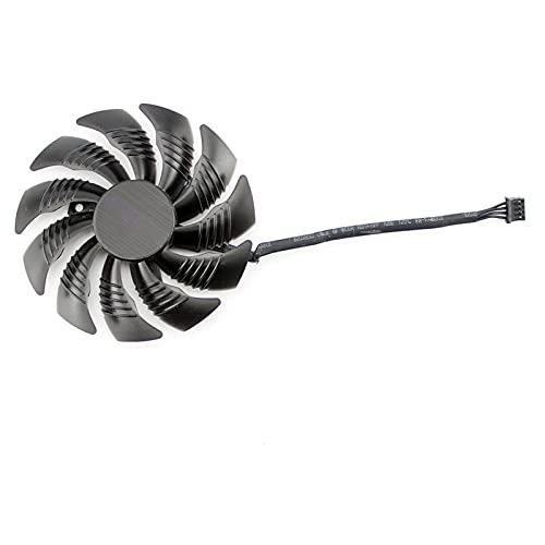 T129215SU 88mm PLD09210S12HH Fan Reemplazar para Gigabyte para GeForce GTX 1080 GTX1070 1060 1050 TI Fan Mini ITX G1 Radeon Gaming Fan