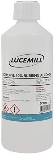 Lucemill Isopropyl, 70% Alkohol IPA Erfahrungen & Preisvergleich