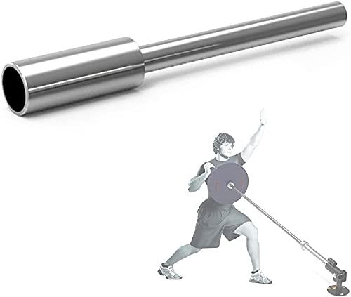 """VEMUPO Robuste T-bar Row Plate Post Insert Landmine-Befestigung, Hantel Rudern Griff, Fitnessstudio für olympische 2\""""Barreihen & seitliche Erhöhungen"""