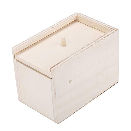 Hilarious Scare Box Spider Prank – Wooden Scarebox Joke