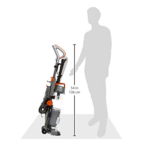 Amazonbasics Upright Vacuum Cleaner with High Efficiency Motor [AB500], Bagless, 3.0 L, 700 Watt
