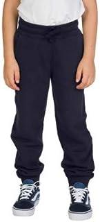K Monthe BLU Marine Pantalones para Niños