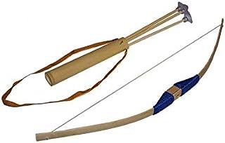 comprar comparacion Juguetutto - Arco Pequeño - Flechas Punta Ventosa - Azul - Juguete de Madera