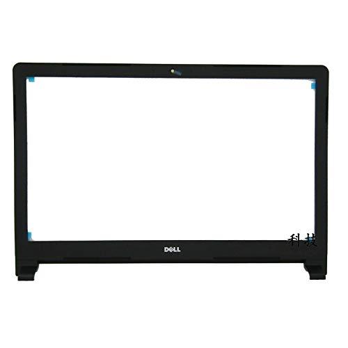 Substitui compatível com laptop Dell Inspiron 15 5000 555 5558 5559 5566 P51F de 15,6 polegadas, não é sensível ao toque, bisel frontal LCD DP/N 0PN3FN