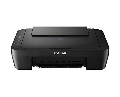 Canon Pixma E410 All-in-One Inkjet Printer (Black)