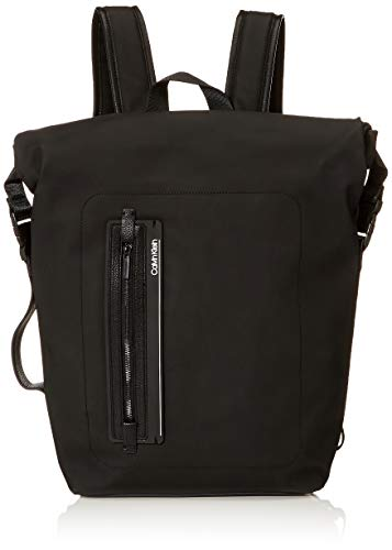 Calvin Klein Moulded Backpack, Herren Schultertasche, Schwarz (Black), 0.1x0.1x0.1 cm (W x H L)