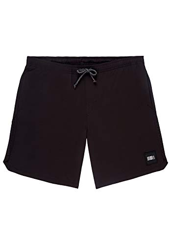 O'Neill Heren HM All Day Hybrid Shorts Zwembroek, Zwart (Black Out), S