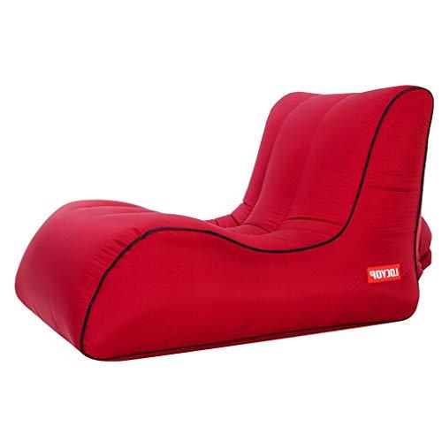Gonfiabili Air Bag Lounger Divano Pigro del sofà Gonfiabile Sedia Portatile Impermeabile di Campeggio Sleeping Sofa
