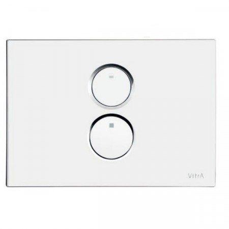 Vitra Twin O - Plato doble para baño