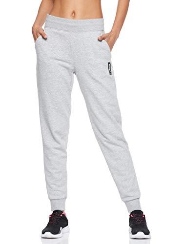 adidas Damen Sport Trousers W BB TP, medium Grey Heather, XL, EI4630