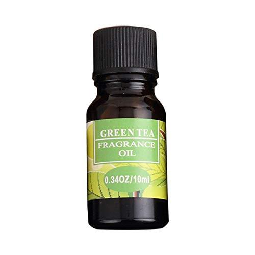 10ML Natuurlijke Essentiële Oliën Pure Essentiële Oliën Voor Aromatherapie Diffusers Lichaamsmassage Ontspannen Geurolie