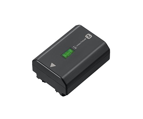 Sony NP-FZ100 Camera/Camcorder Battery 2280 mAh - Camera/Camcorder Batteries (2280 mAh, Cámara, Sony, α9, 7.2 V, 16.4 WH), Color Negro
