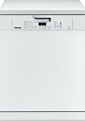 Miele G4300 SC Geschirrspüler, freistehend, A+, Weiß, LED, kalt, warm, 48 dB, 105 min
