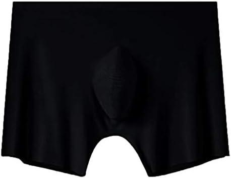 Solo Color para Deporte Routinfly Ropa Interior para Hombre con Estampado de Alfabeto Transpirable Fitness de algod/ón c/ómoda y Sexy