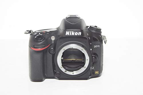 Nikon D610 24.3 MP CMOS FX-Format Digital SLR Camera (Body Only) (Renewed)