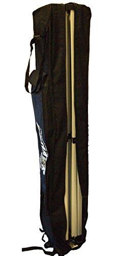 Bulhawk® 3x3m HEAVY DUTY POLYESTER POP UP GAZEBO WHEELED HOLDALL STORAGE CARRY BAG
