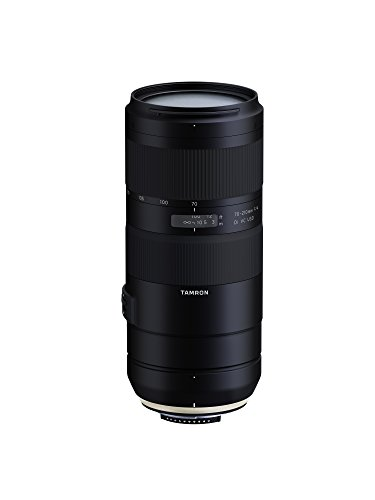 Tamron 70-210mm F/4 Di VC USD for Nikon FX Digital SLR Camera (6 Year Tamron Limited USA Warranty)