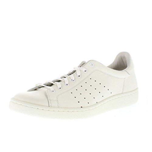 PATRICK パトリック メンズ レディース ( PUNCH 14 14100 パンチ 14 WHITE ホワイト ) ステアレザー ローカット スニーカー 靴 (40 (25.5cm))