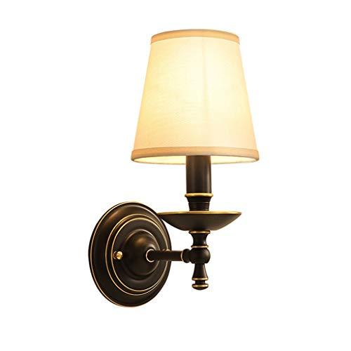 Pengye PY Applique Murale en Cuivre Américain All Copper Noir Or Artisanat Applique Moderne Lampe Intérieure Minimaliste