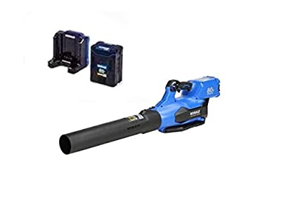 Kobalt 80-Volt Max Lithium Ion 630-CFM Brushless Cordless Electric Leaf Blower (2.5ah Battery and Charger Included)