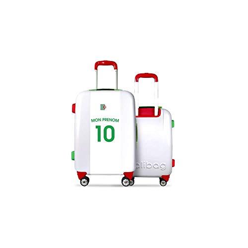 Valise CALIBAG (Taille L) Algérie Sport Blanc