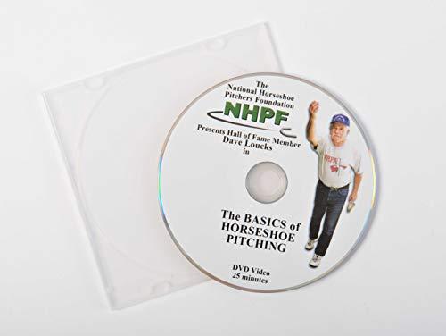 St. Pierre DVD – Los conceptos básicos de las herraduras de lanzamiento