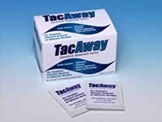 Skin-Tac-H Adhesive TacAway Remover Wipes, 50 count by Torbot Group, Inc. by TORBOT GROUP INC.