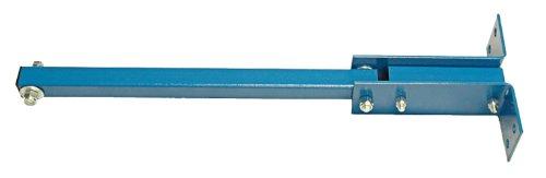 """Patterson Ventilador TC Azul Cooler Soporte con brazo Swing, USA para convertir Patterson (14"""" y 18"""" Fans de camión a truck/trailer ventiladores de refrigeración"""