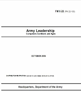 Army Leadership Manual (FM 22-100)