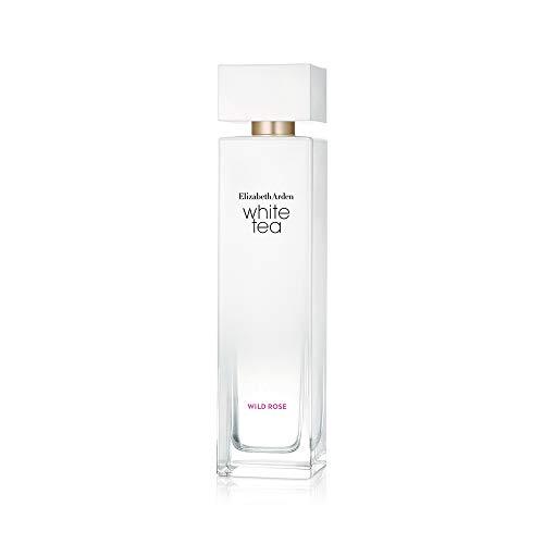 Elizabeth Arden White Tea Eau De Toilette Spray Perfume for Women, Wild Rose, 3.3 Oz.