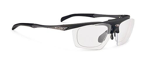 RUDY PROJECT(ルディプロジェクト) 跳ね上げ式 はねあげ クリップオン ロードバイク スポーツサングラス サイクリング 自転車 フィット感 調整可能 スポーツ眼鏡 インパルス フリップアップ マットブラック/インパクトX2調光ブラック 0134