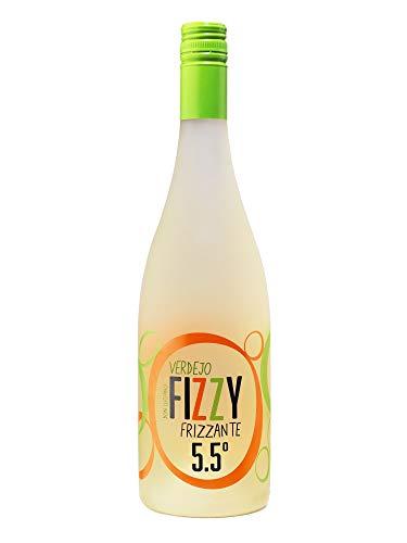 Fizzy Frizzante Verdejo Vino Espumoso, 750ml