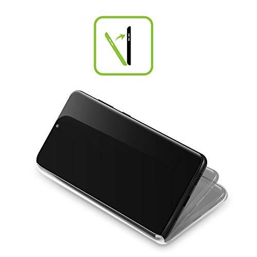 Head Case Designs Pink Punkte Französische Land Muster Harte Rueckseiten Handyhülle Hülle Huelle kompatibel mit Samsung Galaxy S8